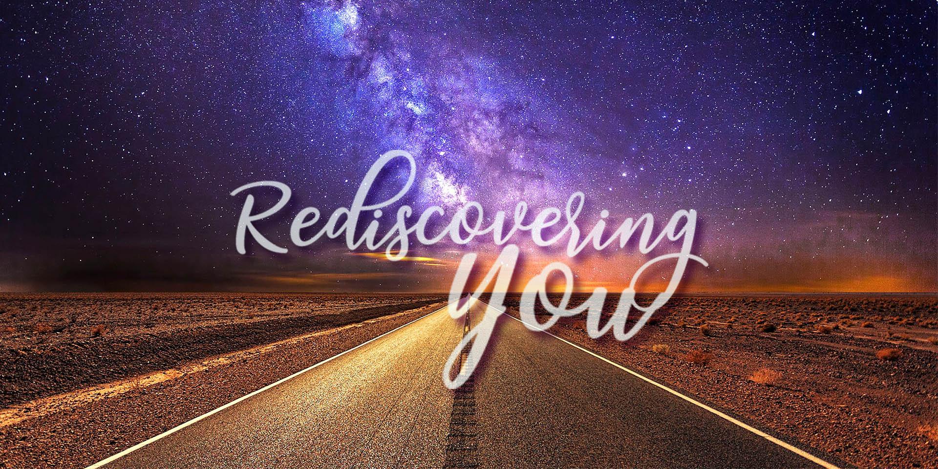Rediscovering You Workshop